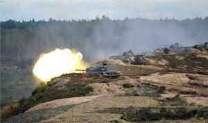 Nga triển khai 100.000 binh sỹ tập trận ở Đông Âu
