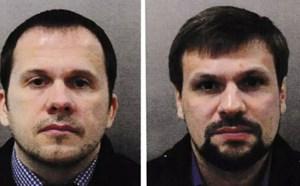 Nga yêu cầu Anh cung cấp chứng cứ phạm tội của hai công dân trong vụ đầu độc Skripal