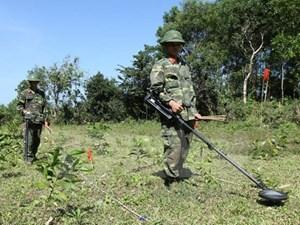 Ngăn chặn, giảm thiểu tai nạn bom mìn