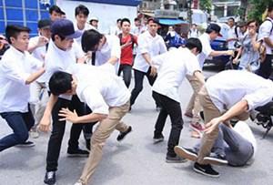 Ngăn chặn học sinh đánh nhau trong và ngoài trường học