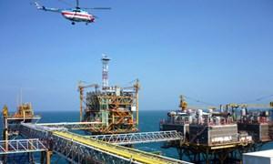 Ngành dầu khí: Hụt vốn  vì các 'đại gia' bỏ cuộc