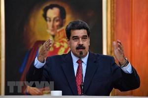 Nga ủng hộ nỗ lực của Chính phủ Venezuela vượt qua khủng hoảng