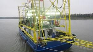 Nghệ An: Bàn giao tàu vỏ thép 14 tỷ đồng cho ngư dân
