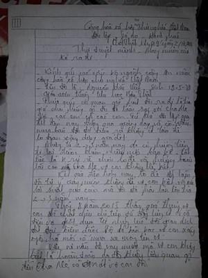 Nghệ An: Để lại thư tuyệt mệnh, một thầy giáo treo cổ tự tử