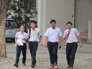 Nghệ An: Gần 2.000 thí sinh bỏ thi