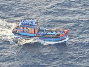Nghệ An: Một ngư dân tử vong khi rơi xuống biển