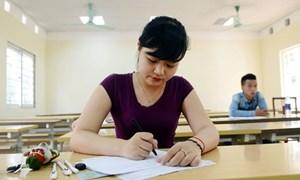 Nghệ An: Một số điểm thi không có thí sinh không đăng ký môn Lịch sử