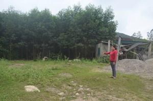 Nghệ An: Xã bán đất trái thẩm quyền, dân mòn mỏi chờ sổ đỏ