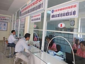 Nghị định quy định chi hoạt động quản lý BHXH Việt Nam