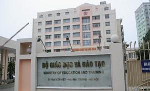 Nghị định quy định nhiệm vụ, cơ cấu tổ chức của Bộ Giáo dục và Đào tạo