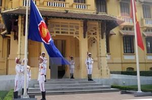 Nghị định quy định nhiệm vụ, cơ cấu tổ chức của Bộ Ngoại giao