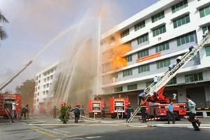 Nghị định quy định về công tác cứu nạn, cứu hộ của lực lượng PCCC