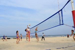 Nghịch lý bóng chuyền bãi biển