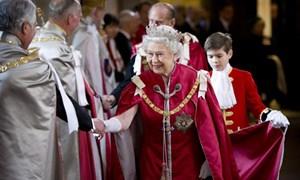Người dân Anh mừng sinh nhật Nữ hoàng Elizabeth II