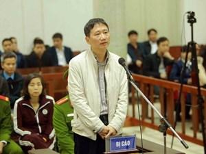 Người phát ngôn BNG: Trịnh Xuân Thanh vẫn đang thi hành án