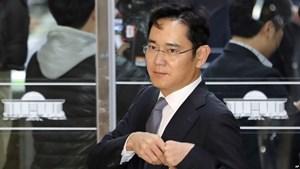 Người thừa kế tập đoàn Samsung tiếp tục bị triệu tập thẩm vấn