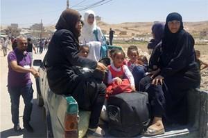 Người tị nạn Syria bị buộc phải trở về vùng chiến sự