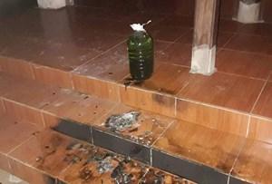 Nguyên Bí thư Huyện ủy bị đốt nhà trong đêm
