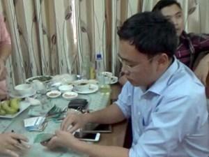 Nhà báo Lê Duy Phong từ chối luật sư