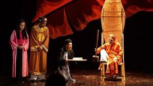 Nhà hát Kịch Việt Nam lưu diễn châu Âu