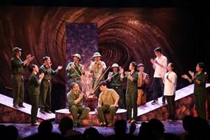 Nhà hát Kịch Việt Nam lưu diễn tại miền Trung, miền Nam và Tây Nguyên