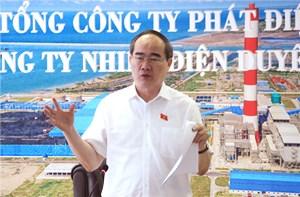 Trung tâm điện lực Duyên Hải đã làm tốt yêu cầu của đoàn giám sát