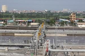 Nhà máy nước Yên Sở: Chậm tiến độ và đội vốn