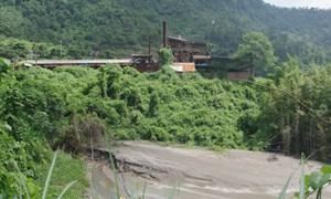 Nhà máy tuyển luyện chì, kẽm Lủng Váng: Gây ô nhiễm môi trường