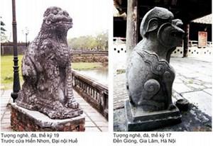 Nhận diện và tìm lại ý nghĩa biểu tượng của linh vật nghê thuần Việt