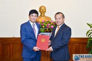 Nhân sự mới tại Ủy ban Nhà nước về người Việt Nam ở nước ngoài