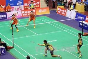 Nhật Bản giành chức vô địch đồng đội nam nữ châu Á 2017