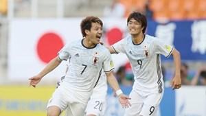 Nhật Bản, Iran khởi đầu như mơ tại VCK U20 World Cup 2017