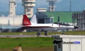 Nhật Bản thử nghiệm thành công chiến đấu cơ tàng hình