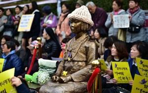 Nhật-Hàn và một thỏa thuận  nhiều tranh cãi