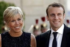 'Bóng hồng' quyền lực phía sau Tổng thống đắc cử Pháp