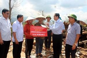 Nhiệm vụ cấp bách của Hà Tĩnh là ổn định nhà ở cho dân