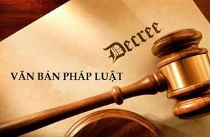 Nhiều Bộ, ngành thiếu quan tâm công tác xây dựng luật