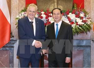 Người Việt ở Séc kỳ vọng vào chuyến thăm Việt Nam của Tổng thống Séc