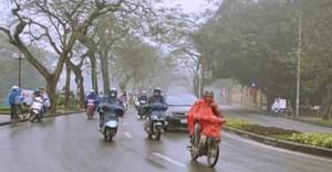 Nhiều nơi có mưa