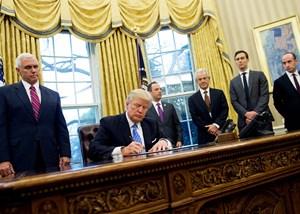 Nhiều nước chung tay đối phó 'Quy tắc bịt miệng' của chính quyền Mỹ