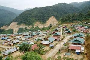 Nhiều sai phạm trong quản lý đất đai ở Nậm Nhùn (Lai Châu)