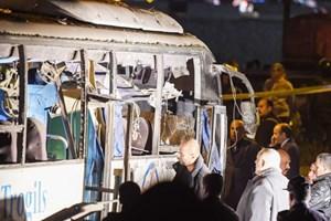 Nhiều thân nhân du khách Việt bị nạn đã sang Ai Cập