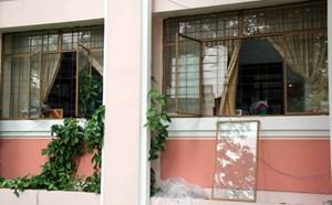 Nhiều trụ sở cơ quan huyện miền núi bị trộm 'thăm'