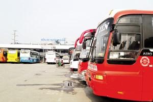 Nhiều tuyến xe khách tăng giá vé