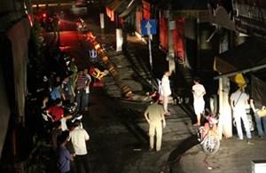 Nhóm người sát hại bé trai ở Sài Gòn bị camera ghi hình