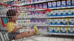 Nhu cầu sữa công thức bùng nổ ở châu Á