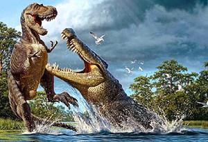 Những động vật  khổng lồ tuyệt chủng