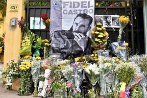 Những tình cảm sâu sắc hướng về Lãnh tụ Cuba Fidel Castro