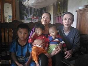 Niềm vui vỡ òa của tử tù Hàn Đức Long