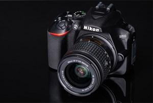 Nikon ra D3500 chụp được 1.550 kiểu sau mỗi lần sạc